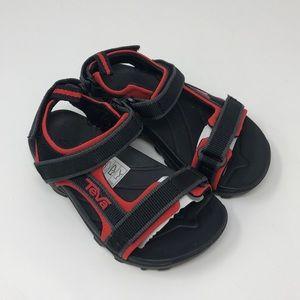 Teva Boys' Tanza Velcro Sandal